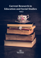 Cover for Current Research in Education and Social Studies Vol. 2