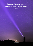 Cover for Current Research in Science and Technology Vol. 3
