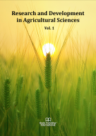 Cover for Research and Development in Agricultural Sciences Vol. 1