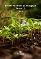 Cover for Recent Advances in  Biological Research  Vol. 6