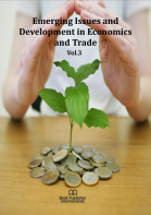 Cover for Emerging Issues and Development in Economics and Trade Vol. 3