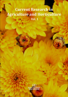 Cover for Current Research in Agriculture and Horticulture Vol. 1