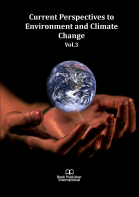 Cover for Current Perspectives to Environment and Climate Change Vol. 3