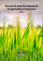 Cover for Research and Development in Agricultural Sciences Vol. 2