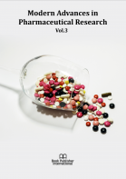 Cover for Modern Advances in Pharmaceutical Research Vol. 3