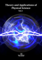 Cover for Theory and Applications of Physical Science Vol. 3