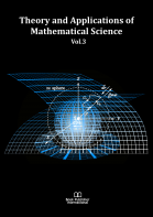 Cover for Theory and Applications of Mathematical Science Vol. 3