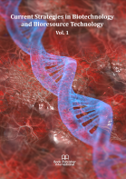 Cover for Current Strategies in Biotechnology and Bioresource Technology Vol. 1