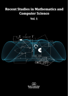 Cover for Recent Studies in Mathematics and Computer Science Vol. 1