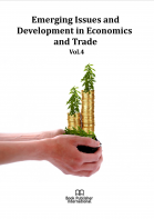 Cover for Emerging Issues and Development in Economics and Trade  Vol. 4