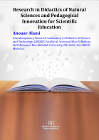 Cover for Research in Didactics of Natural Sciences and Pedagogical Innovation for Scientific Education