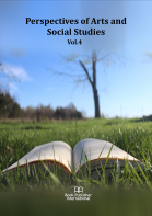Cover for Perspectives of Arts and Social Studies  Vol. 4