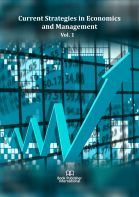 Cover for Current Strategies in Economics and Management Vol. 1