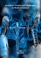 Cover for Research Trends and Challenges in Medical Science Vol. 1
