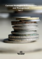 Cover for Current Strategies in Economics and Management  Vol. 2