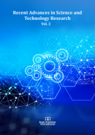 Cover for Recent Advances in Science and Technology Research Vol. 2