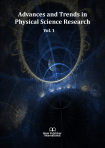 Cover for Advances and Trends in Physical Science Research Vol. 1