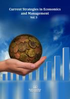 Cover for Current Strategies in Economics and Management Vol. 3
