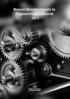Cover for Recent Developments in Engineering Research Vol. 1