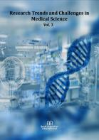 Cover for Research Trends and Challenges in Medical Science Vol. 3