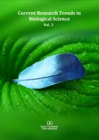 Cover for Current Research Trends in Biological Science Vol. 3