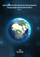 Cover for International Research in Environment, Geography and Earth Science  Vol. 3
