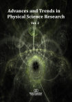 Cover for Advances and Trends in Physical Science Research Vol. 2