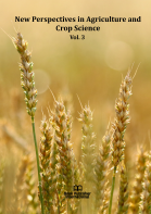 Cover for New Perspectives in Agriculture and Crop Science Vol. 3