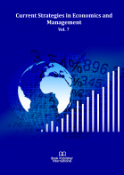 Cover for Current Strategies in Economics and Management  Vol. 7