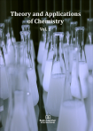 Cover for Theory and Applications of Chemistry Vol. 1