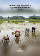 Cover for Cutting-edge Research in Agricultural Sciences  Vol. 5