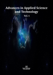 Cover for Advances in Applied Science and Technology Vol. 1