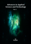 Cover for Advances in Applied Science and Technology Vol. 4