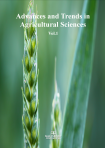 Cover for Advances and Trends in Agricultural Sciences Vol. 1