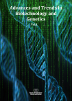 Cover for Advances and Trends in Biotechnology and Genetics Vol. 1