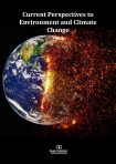 Cover for Current Perspectives to Environment and Climate Change Vol. 1