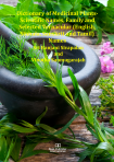 Cover for Dictionary of Medicinal Plants - Scientific Names, Family and Selected Vernacular (English, Sinhala, Sanskrit and Tamil) Names
