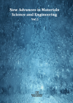Cover for New Advances in Materials Science and Engineering Vol. 1