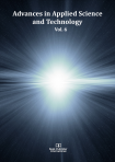 Cover for Advances in Applied Science and Technology Vol. 6