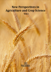 Cover for New Perspectives in Agriculture and Crop Science Vol. 1