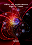 Cover for Theory and Applications of Physical Science Vol. 1