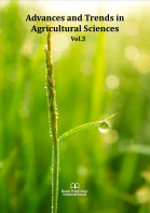 Cover for Advances and Trends in Agricultural Sciences Vol. 3