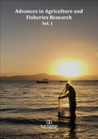 Cover for Advances in Agriculture and Fisheries Research Vol. 1