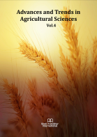Cover for Advances and Trends in Agricultural Sciences  Vol. 4