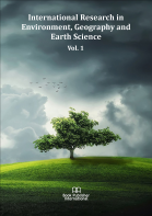 Cover for International Research in Environment, Geography and Earth Science  Vol. 1