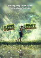 Cover for Cutting-edge Research in Agricultural Sciences Vol. 1
