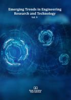 Cover for Emerging Trends in Engineering Research and Technology Vol. 9