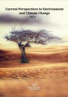 Cover for Current Perspectives to Environment and Climate Change Vol. 4