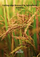 Cover for Cutting-edge Research in Agricultural Sciences  Vol. 2