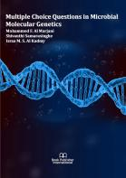Cover for Multiple Choice Questions in Microbial Molecular Genetics
